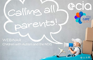 Webinar: Children with Autism and the NDIS