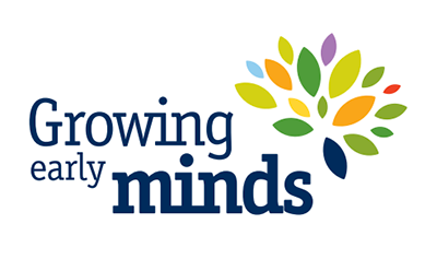 Growing Early Minds logo