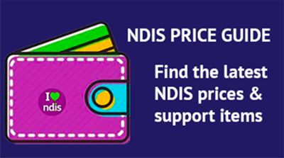 Download NDIS Price Guide