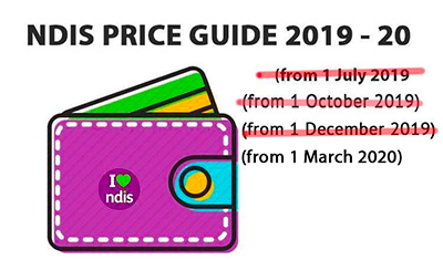 Latest NDIS Price Guide