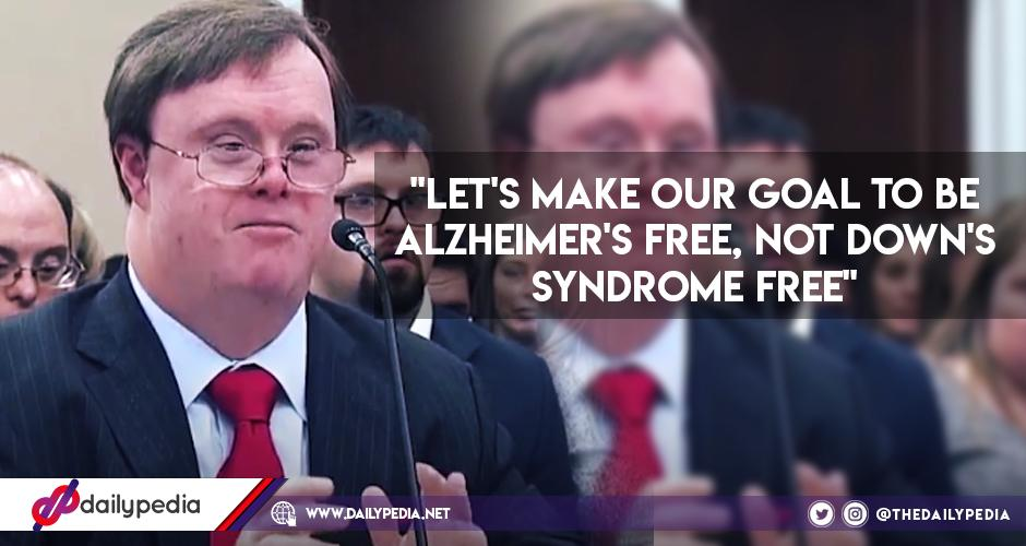 FRank STephens talking about researching alzheimers